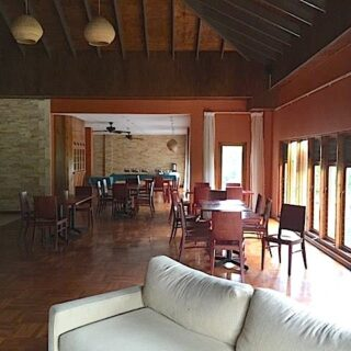 FOR SALE – Amanecer Hotel, #184B, Upper Lopinot Road, La Pastora, Lopinot – Eco retreat on over 3 acres of freehold land