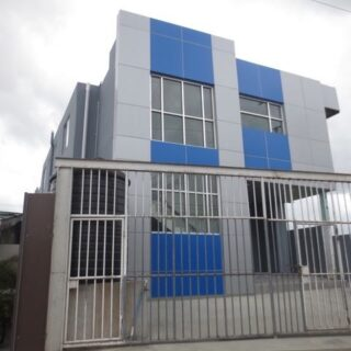 FOR SALE – High Street, Princes Town – 3 Storey building with access from 2 streets