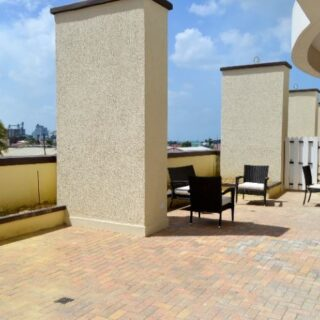 FOR RENT –Podium 4A, One Woodbrook Place, Woodbrook – Brand new fully furnished 2 bedroom apartment