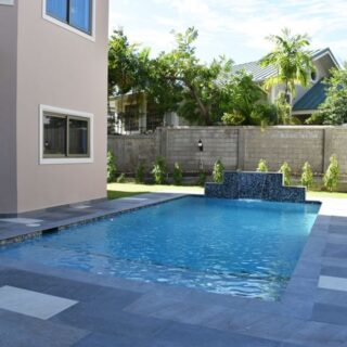 FOR RENT –Fairways Close, Fairways, Maraval – Ambassadorial residence with modern finishes