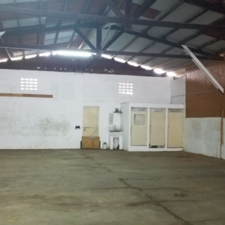 FOR RENT – Belle Vue Gardens, Chateau Village, Petit Valley – Warehouse space close to Port of Spain
