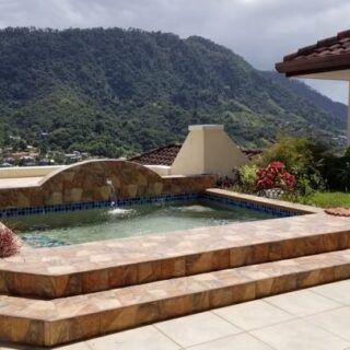 FOR SALE – The Summit, Moka, Maraval – 3 bedroom apartment with private pool