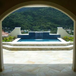 FOR RENT – The Summit, Moka, Maraval – Spacious 3 bedroom with plunge pool