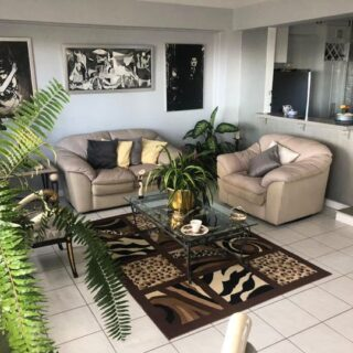 FOR RENT – The Battery, Fort George Road, Fort George, St James – Tastefully furnished with an amazing view