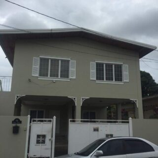 3 bedrooms, 1 1/2 baths in St. James for rent.