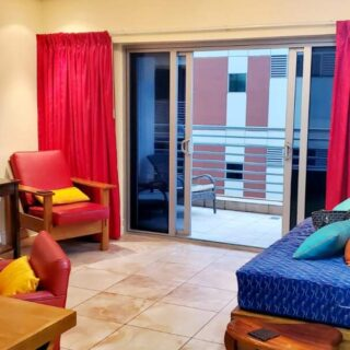 Fully Furnished & Equipped Studio Apartment.