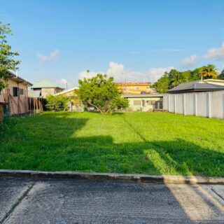 Bregon Park, Arima Land for Sale