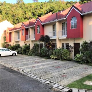 CASCADE RIVER GARDENS, CASCADE – 3 BEDROOM TOWNHOUSE FOR SALE $2.75M or RENT $9,000