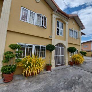 El Dorado Unfurnished 2 bedroom 2 bath ,Tunapuna