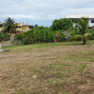 Land For Sale  – West Side Drive, Otaheite on the Sea, Otaheite – Freehold land with great view of the gulf