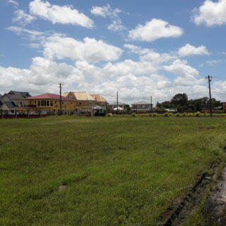 Commercial lots for sale in St. Anthony's Park Cunupia