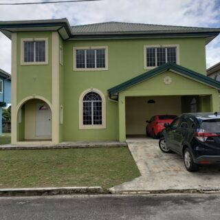 SPACIOUS TWO STOREY HOUSE FOR RENT FREEPORT