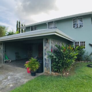 Alickson Gardens, Petit Valley- House For Sale