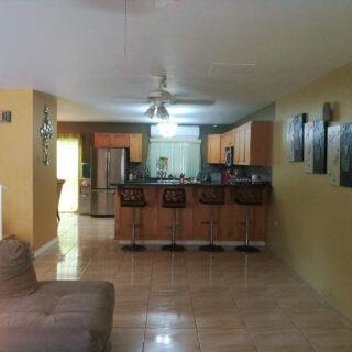 Aranguez Two Bedroom apartment for Rent