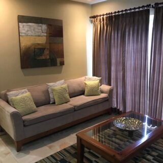 Fully Furnished & Equipped Studio Apartment