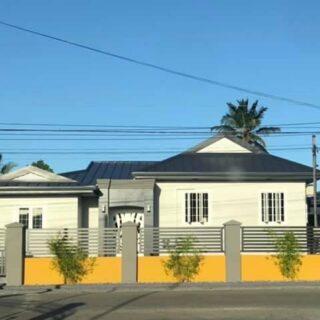 House For Sale: Lange Park, Chaguanas  Price: $4.5M