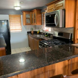 Gulf View townhouse for rent.