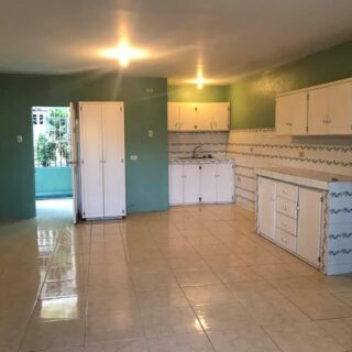 Apartment For Rent: Chin Chin Rd, Cunupia Unfurnished, 1 bed 1 bath  Price: $2,500