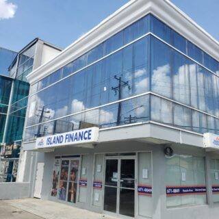 Chaguanas Commercial Building