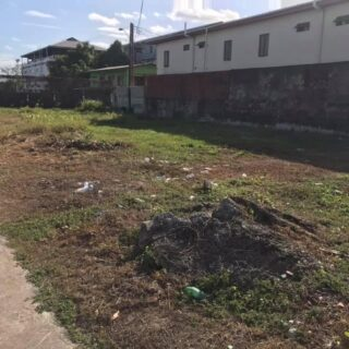 Commercial Land For Sale: St. John's Rd, Chaguanas