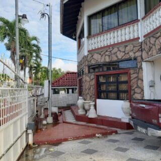 HOUSE FOR SALE – LANGE PARK, CHAGUANAS