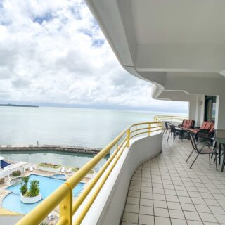 5th Floor Furnished Towers with Fantastic View