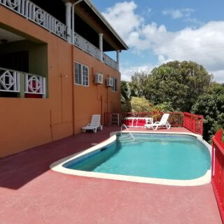 VILLA FOR SALE AT SIGNAL HILL, TOBAGO