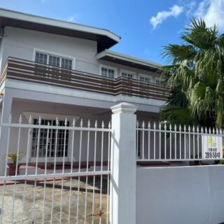 FOR RENT – Woodbrook ground floor office space.