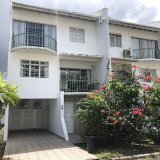 FOR RENT – La Reine Court, Flagstaff, Long Circular Road, St James – Spacious 3 bedroom in serene compound