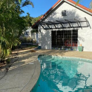 FOR SALE IN MOKA HEIGHTS a well appointed 4 Bedroom House asking 4.5 M