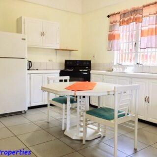 2 Bedroom Apartment – Woodbrook