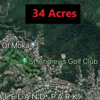 Maraval Saddle Road 34 Acres for Sale