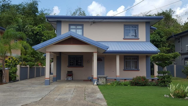 3 Bedroom House in Gated Community – Trincity
