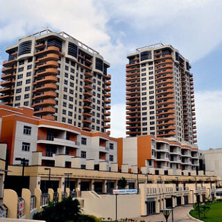 One Woodbrook Place- 3 Bedroom Apartment For Rent-Tower 2
