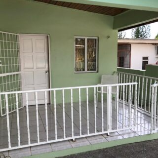 For Rent: 3-bed, 1-bath unfurnished apartment in Ridgeview, Tacarigua