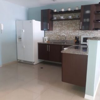 FOR RENT – Building #02, Cara Court Condominiums, Southern Main Road, Claxton Bay – 2 Bedroom apartment with sea view