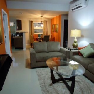 FOR SALE –Building #03, Cara Court Condominiums, Southern Main Road, Claxton Bay – 3 Bedroom apartment with view of the sea
