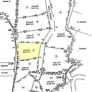 FOR SALE – Beaumont Ridge, Maraval – Freehold land in prime residential area