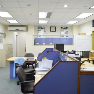 FOR RENT –Jerningham Place, Belmont – Renovated office space close to the Savannah