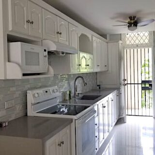 FOR RENT – Ridgewood Towers, Diego Martin – Remodeled 2 bedroom apartment with home office