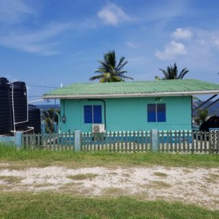 FOR SALE – Sandsucker Road, Mayaro – 5 bedroom beachfront house