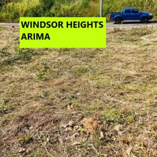 Windsor Heights, Arima Land for Sale