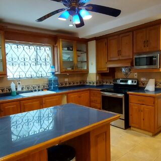 EARLY CASCADE, 3 BEDROOM FULLY FURNISHED MEDITERRANEAN STYLED HOUSE FOR RENT – $16,500 TTD
