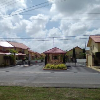 Chaguanas Townhouse For Sale (The Point)