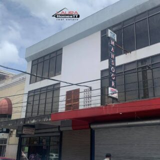 Queen Street, POS – Commercial Building For Sale/Rent