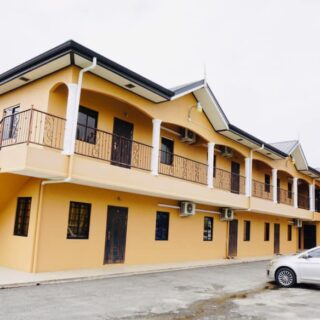 For Rent: Arima 2 Bedroom Unfurnished Apartments