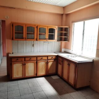 For Rent: Aranguez 3 Bedroom Unfurnished Downstairs Apartment