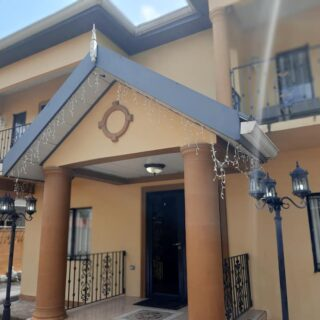For Rent: Aranguez 5 Bedroom, 3 Bath Semi – Furnished House