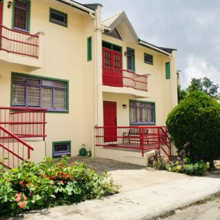 Plumrose Court, Maracas Gardens, St Joseph- Townhouse for Rent