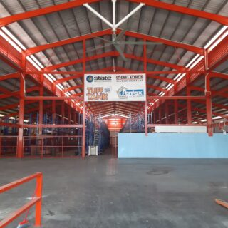 Warehouse for rent- South Oropouche